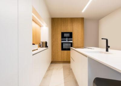 Witte Laminaat Keuken : Keuken meubelen modern vertommen