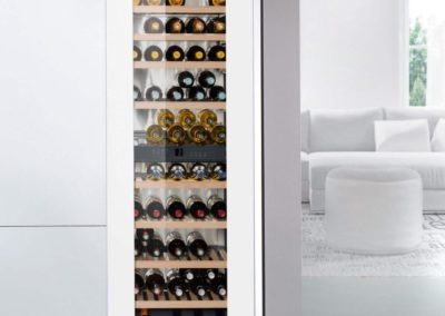 Wijnkasten Liebherr