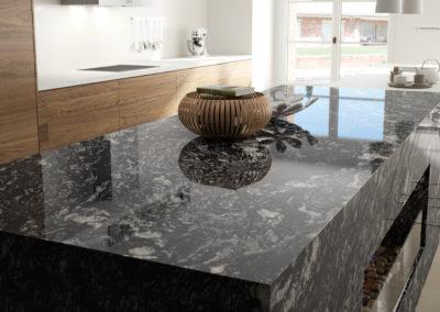 Werkblad graniet