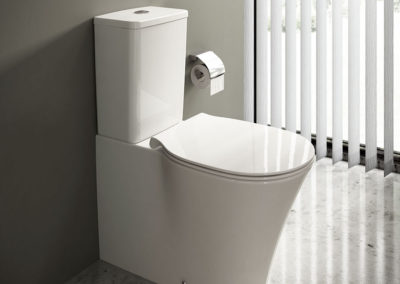 IDEAL STANDARD AQUABLADE CONNECT AIR BACK TO WALL STAAND