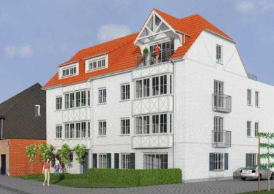 Project Deauville te Koningshooikt