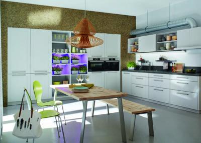 Keuken modern, model Top