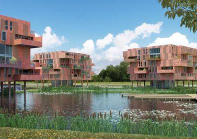 Project Manewater te Mechelen