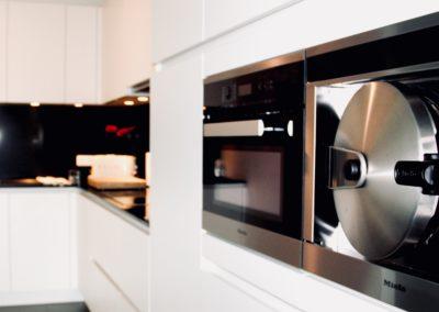 keuken modern greeploos