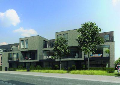 Project Ooiervaarsnest te Ruisbroek