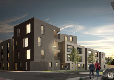 Project Den Hoek te Mechelen