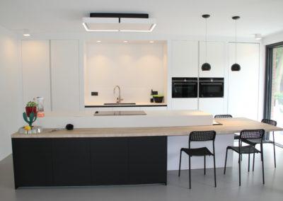 Realisatie - keuken modern